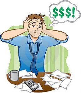 Stressed Out From High Employee Hourly Cost